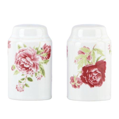 Gorham Kathy Irland Home Blühender Rose Salz und Pfeffer Set - Gorham Rose