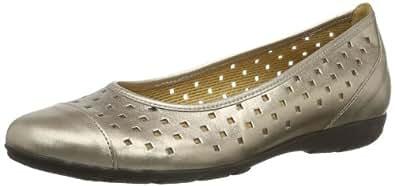Gabor Shoes Gabor 84.169.63 Damen Ballerinas, Gold (mutaro), EU 37 (UK 4) (US 6.5)