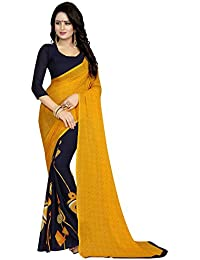Rangrasiya Sarees For Women Party Wear Latest Design Today Best Offers Buy Online In Low Price Sale New Yellow...