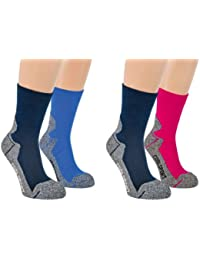 Vitasox Kinder Socken Funktionssocken Sportsocken Frotteesohle bunt