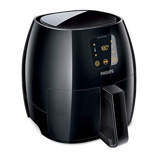 An image of the Philips Avance Collection Air Fryer, Healthy Cooking, Baking and Grilling, 2100 W, Extra-Large, HD9240/90
