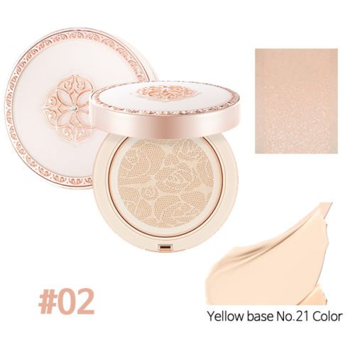 [MISSHA] Geumseol Tension Pact SPF30/PA+++ 3 Color 17g #2 Soft Light