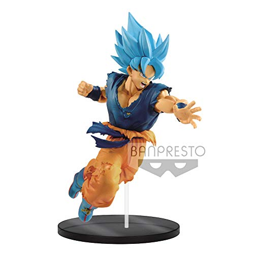 Dragon Ball- Ultimate Soliders Estatua Super Saiyan Goku, (BANP82596)