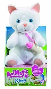 Animagic - 30875 - Peluche - Nursery Kitty