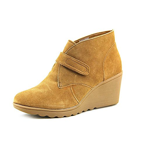 white-mountain-kix-donna-us-9-beige-scarpa-con-la-zeppa