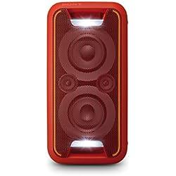 Sony GTK-XB5 Enceinte Bluetooth/NFC Extra Bass Rouge