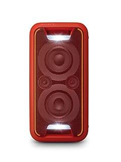 Sony GTKXB5R.CEL- Sistema de Audio (Extra Bass, Bluetooth, NFC, Party Chain, configuración Vertical y Horizontal con Luces), Rojo (B01L8C4UI6) | Amazon price tracker / tracking, Amazon price history charts, Amazon price watches, Amazon price drop alerts