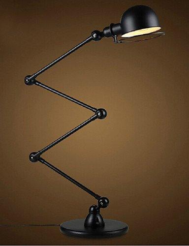 SSBY Lampade da terra-Tradizionale/classico- DIMetallo-LED , (Ferro Battuto Tradizionale Lampada Da Terra)