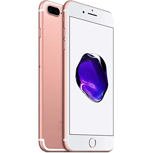 "Apple iPhone 7 Plus Single SIM 4G 128GB Pink gold - Smartphones (14 cm (5.5""), 128 GB, 12 MP, iOS, 10, Pink gold)"