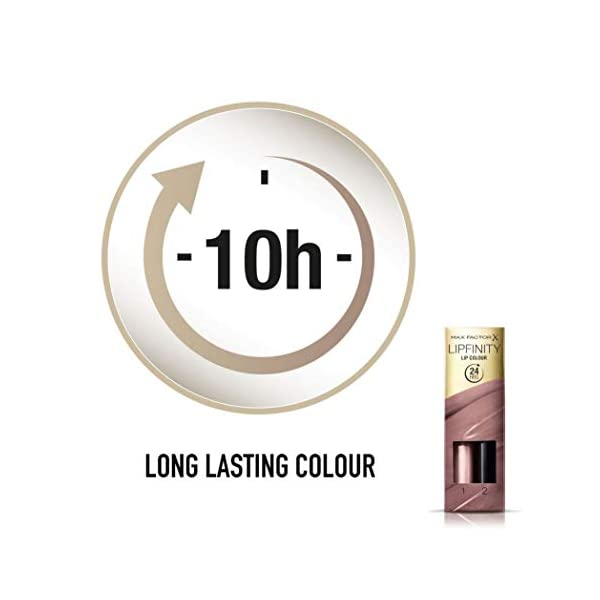Max Factor LipFinity Classic Pintalabios Tono 015 Ethereal – 2.3 ml y 1.9 g