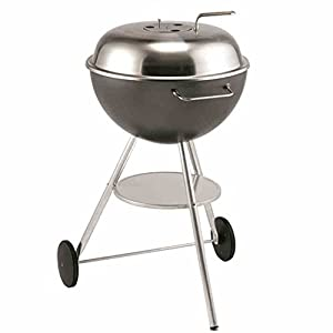 DANCOOK 1400 – Large Kettle Barbecue Grill with 54cm Cooking Grid.