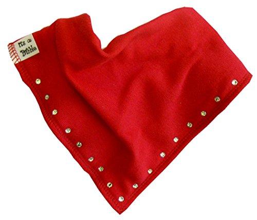 single-diamante-baby-bandana-dribble-bib-100-cotton-with-fleece-red-diamante