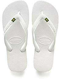 Amazon.co.uk  White - Flip Flops   Thongs   Men s Shoes  Shoes   Bags 706cdff55