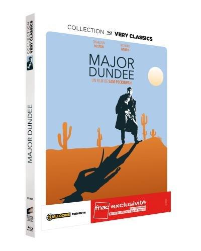 Major Dundee [Blu-ray] [1965]