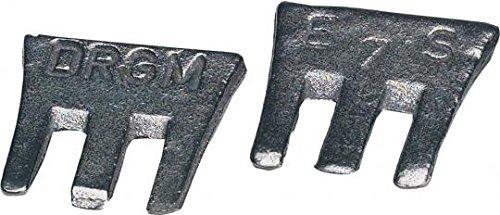 TRIUSO Profi S-Fix Keile Gr. 5 /32mm 3 Stück im Be -