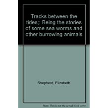 Tracks between the tides;: Being the stories of some sea worms and other burrowing animals