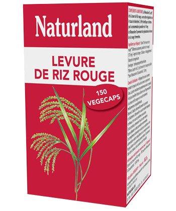 Levure de riz rouge 150 végécaps