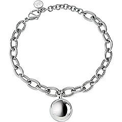 Idea Regalo - bracciale donna gioielli Morellato Boule trendy cod. SALY10
