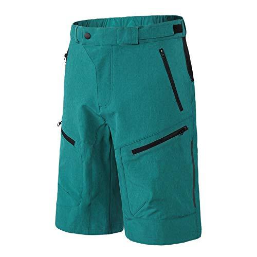 INBIKE Pantalon Corto De MTB Transpirable Fresco Cómodo