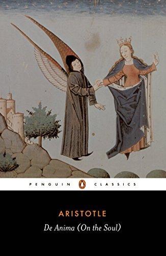 De Anima (On the Soul) (Classics) by Aristotle (1987-01-29)