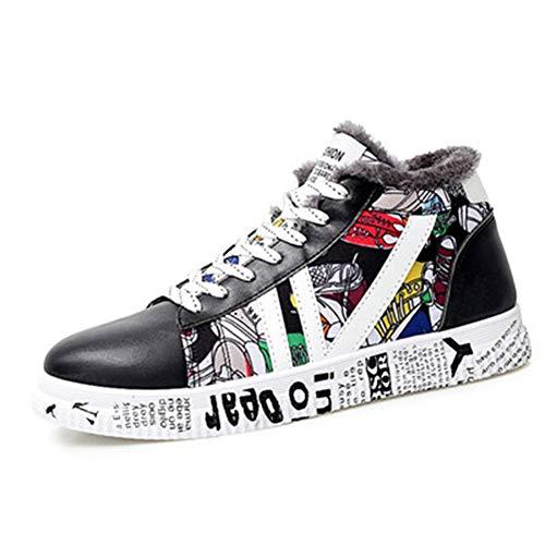 Sneakers Uomo Scarpe Invernali Low Top Comfort Scarpe da Corsa Unisex  Coppia Calzature Uomo Autunno Palestra d4e54493ecf