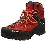 Salewa Ms Rapace GTX, Chaussures de Randonnée Hautes Homme, Rouge (Bergrot/Holland...