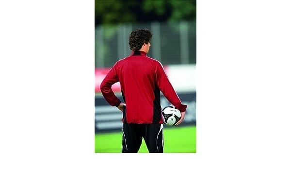 adidas P48396 Conidvo Trainings Jacken in rot   Sport