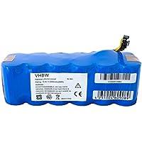 Batteria vhbw per Ariete Briciola 2712, 2717 come LP43SC2000P. 2000mAh (14.4V)