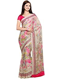 23568c6422 Beige Women's Sarees: Buy Beige Women's Sarees online at best prices ...