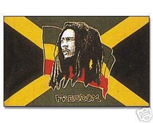 Preisvergleich Produktbild Bob Marley Flagge 90 * 150 cm