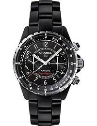 Chanel J12 Superleggera Black Dial Ceramic Unisex Watch