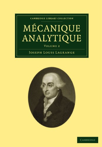 Mécanique Analytique 2 Volume Paperback Set: Mécanique Analytique: Volume 2 Paperback (Cambridge Library Collection - Mathematics)