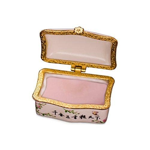 Ton-kosmetik (Dai Chun Lin–Makeup Corrector für Augenringe Staub von Perlen Ton Klar Kosmetik Imperial aus handwerklich vom Jahr 16285gr.)