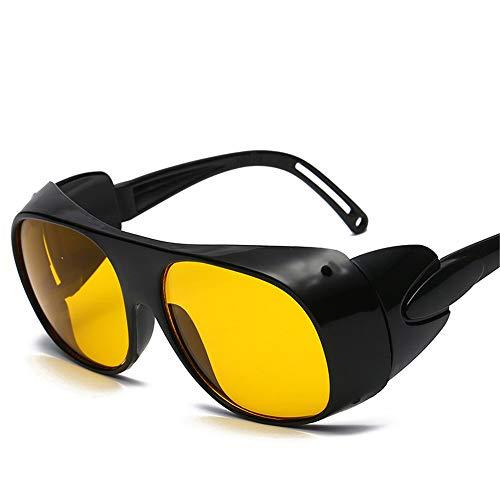 Yiph-Sunglass Sonnenbrillen Mode The Electric Arc Welding Schweißbrillen Argon Arc Welding Goggles Sonnenbrillen (Farbe : A)
