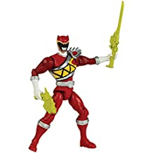 Power Rangers Dino Charge - Figura de acción, Ranger, color rojo (Bandai R42201)