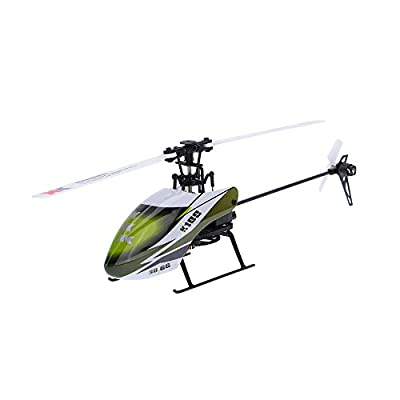 Original XK Falcon K100 6CH 3D 6G System RTF RC Helikopter