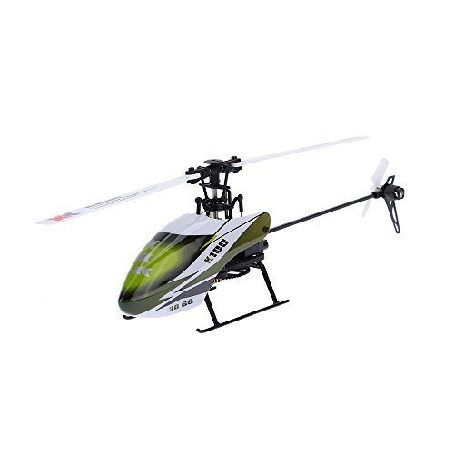 Original XK Falcon K100 6CH 3D 6G System RTF RC Helikopter