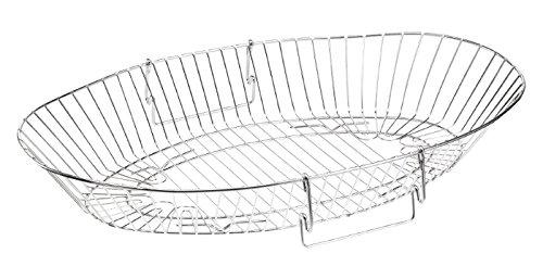 Schulte Ufer - Inserto a griglia per pentola, 38 cm