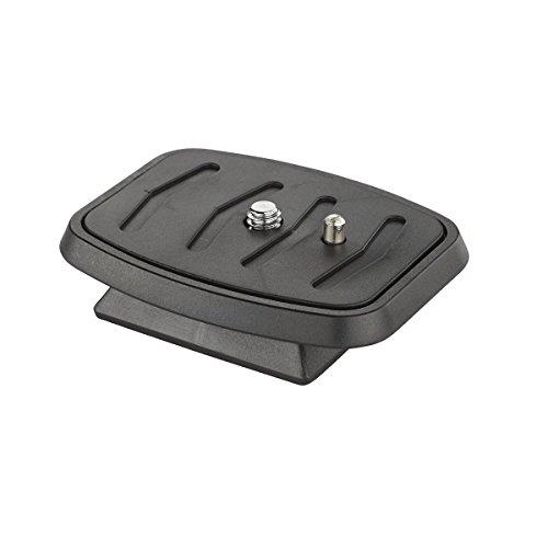 Walimex 15129 - Zapata de cambio rápido (compatible con modelo WT-3530), negro