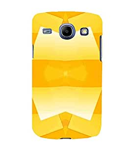 Pattern, Yellow, Lovely pattern, Amazing Pattern, Printed Designer Back Case Cover for Samsung Galaxy Core I8260 :: Samsung Galaxy Core Duos I8262