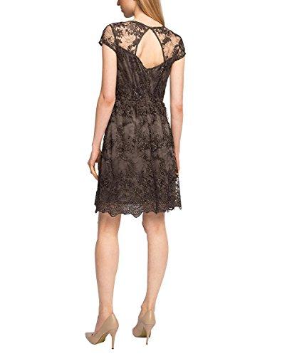 Esprit 016eo1e011 - Lace - Robe - Femme Marron - Braun (TAUPE 240)