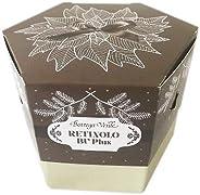 Bottega Verde Scrigno Retinolo Bv Plus - Crema Viso Antietà con Pro-Retinolo, Collagene vegetale, Acido laluro
