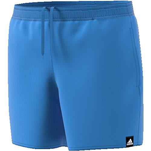 adidas Herren Solid SL Badeshorts, Real Blue, L -