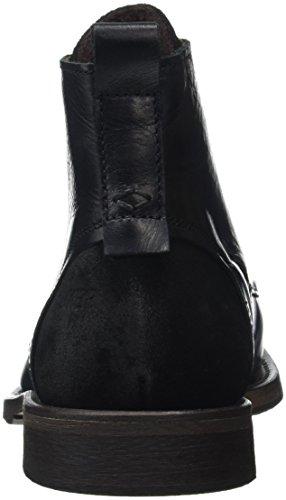 Bunker Booty, Bottes courtes homme Noir - Noir