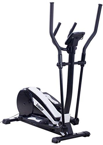 Gregster Crosstrainer Ergometer Heimtrainer, Ausdauertraining für zuhause, Ellipsentrainer mit Benutzergewicht bis zu 130 kg - 2