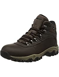 Hi-Tec Cascadia Waterproof Womens, Zapatos de High Rise Senderismo para Mujer