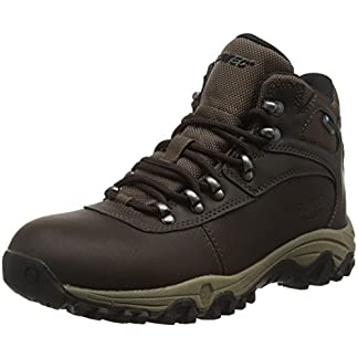 Hi-Tec Women's Cascadia Waterproof High Rise Hiking Boots 9