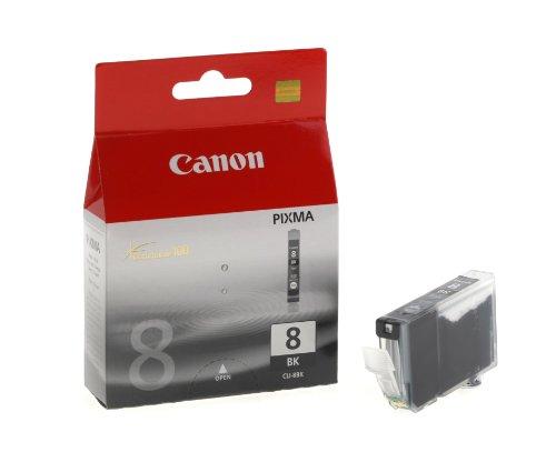 Canon CLI-8Bk Cartouche d'encre d'origine Noir 0620B001