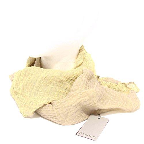 98138 foulard PINKO BABILONIA VISCOSA SETA sciarpa donna scarf women [UNICA]