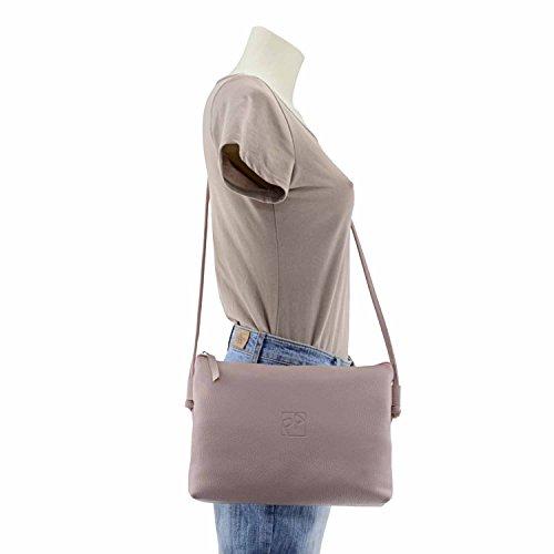 borsa in pelle piazza Rosa
